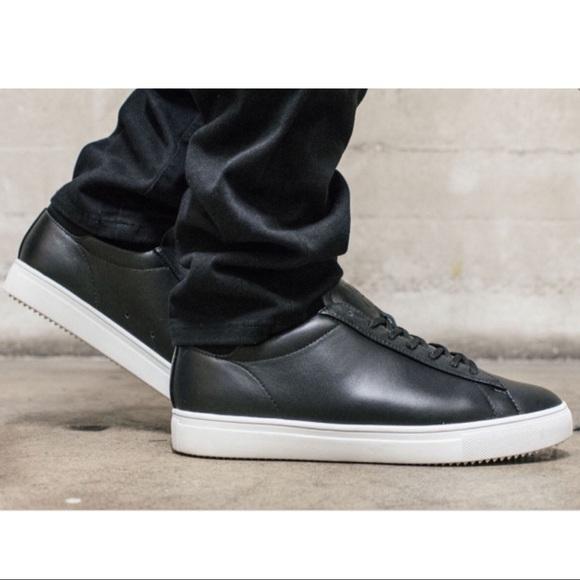 Clae Other - CLAE Bradley Black Leather